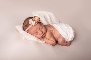 Custom Baby Portrait Photography Bradford Ontario