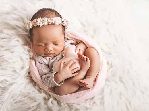 In Studio Newborn Photography Pricing Packages List