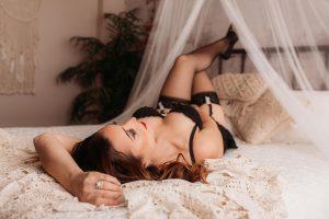 Intimate Studio Boudoir Photography